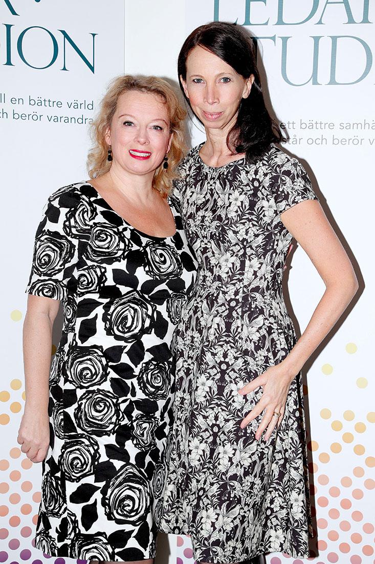 Camilla Wagner & Petra Nedfors