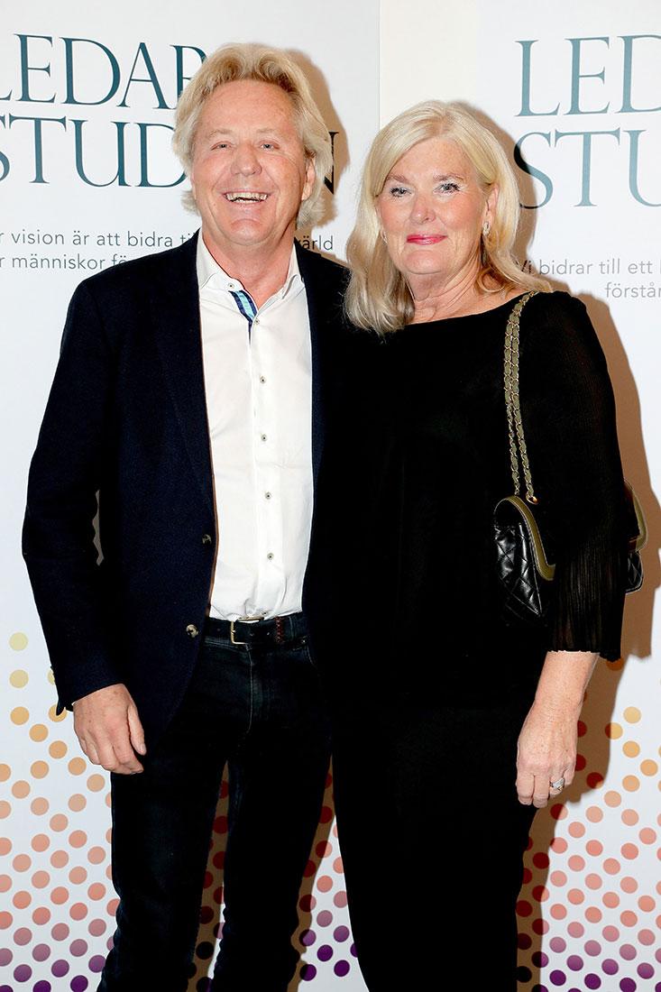 Arne & Marie Björhn