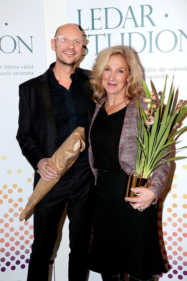 Ulf Skarin & Pia L'Obry