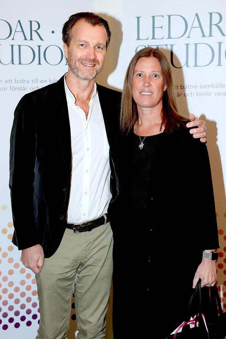 Rickard Bäcklin & Sofie Gunolf