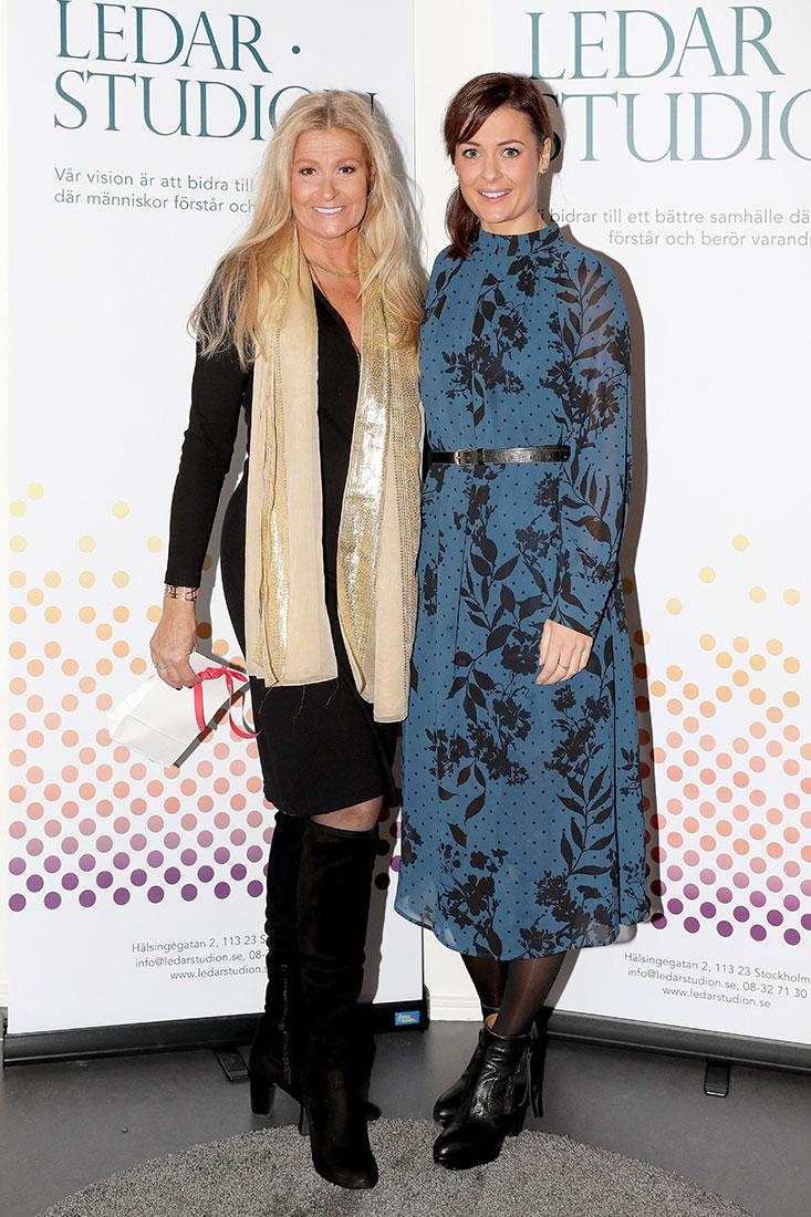 Marianne Scheja & Susanne Thorson