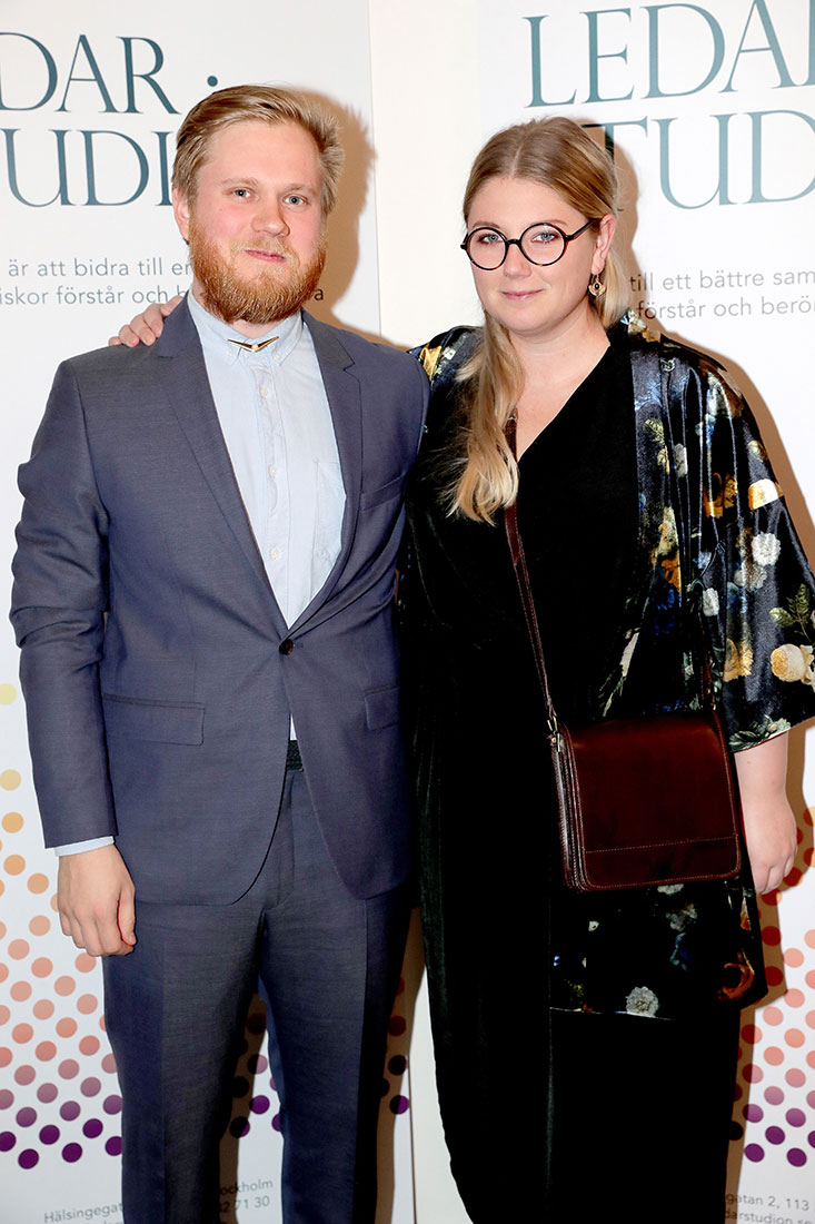 Jakob Takanen & Karin Ahlström