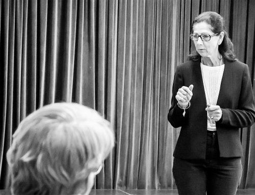 Närvaro, empati och teaterkonst