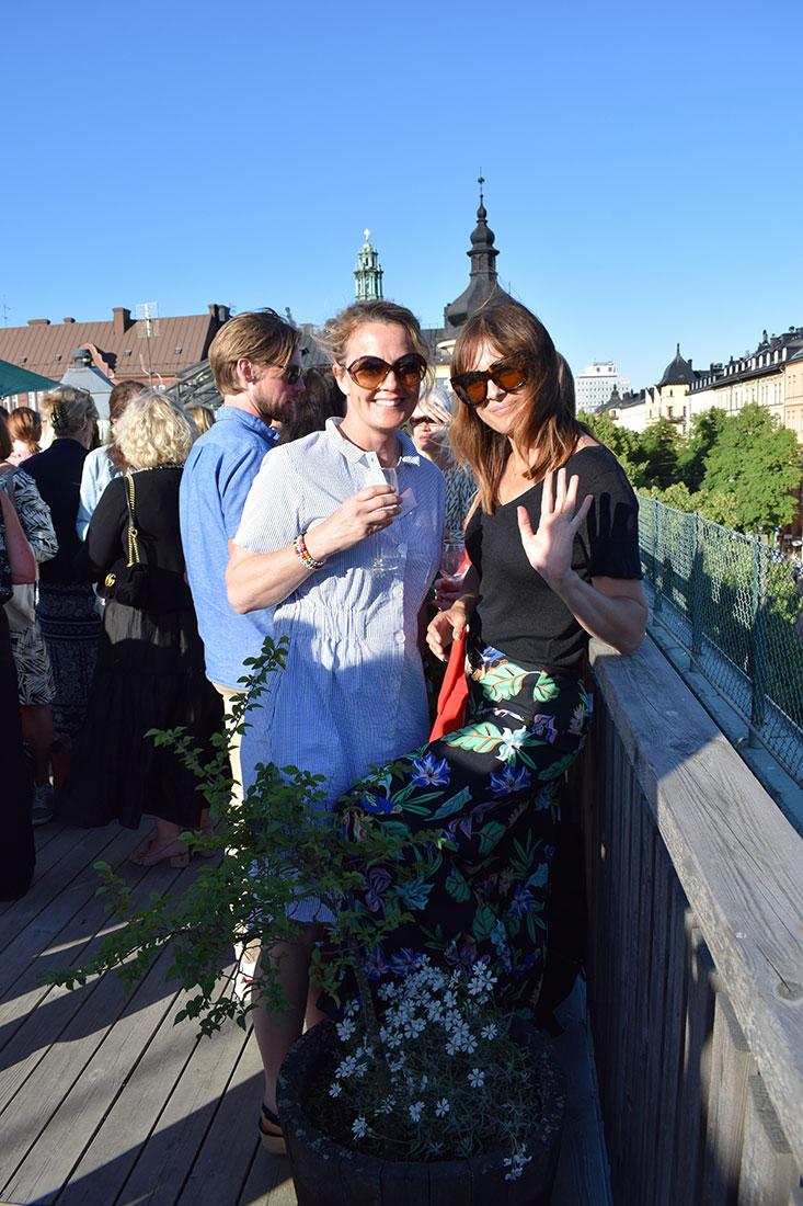 Lina Nyman Lallerstedt, Susanne Thorson