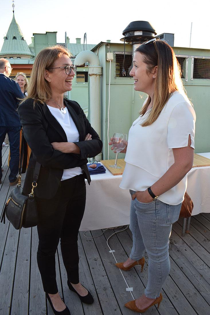 Jessica Häggström, Sigrid Sörberg
