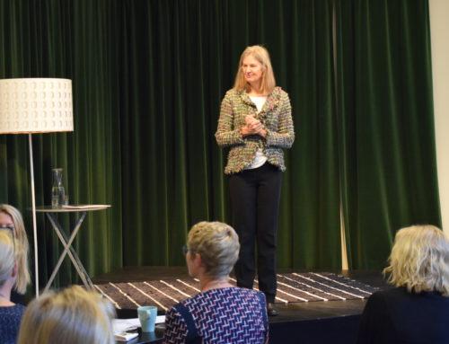 Frukostmöte 25/9 med Louise Linder