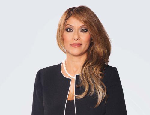 Frukostmöte med Azita Shariati den 28 november.