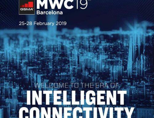 MWC 2019 Barcelona och Ledarstudion