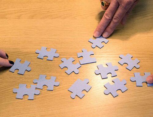 Från social distansering till social samverkan är också en omställning